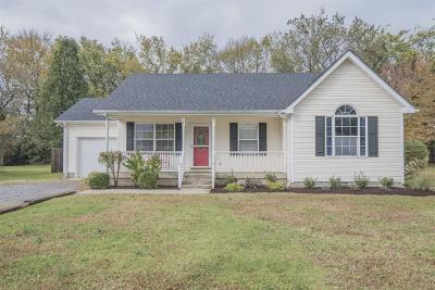 Murfreesboro Single Family Home Under Contract - Showing: 2110 Bolden Dr