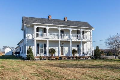 Lewisburg Single Family Home For Sale: 2850 Hwy 64-W