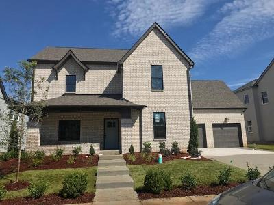Mount Juliet Single Family Home For Sale: 782 Plowson Road #433