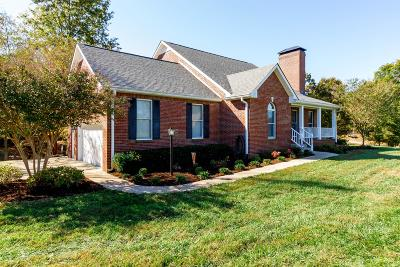 Christian County, Ky, Todd County, Ky, Montgomery County Single Family Home Under Contract - Showing: 4624 Sango Road