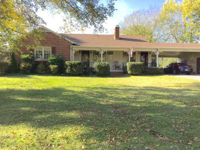 Lewisburg Single Family Home For Sale: 328 Beechcrest Cir