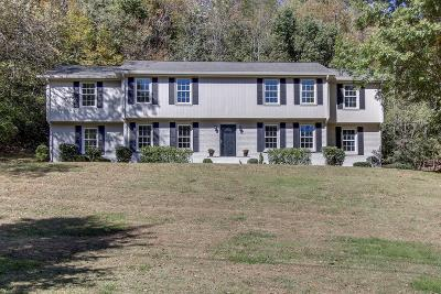 Brentwood Single Family Home Under Contract - Showing: 1026 Manley Ln