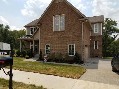 Nolensville Single Family Home For Sale: 2228 Kirkwall Dr
