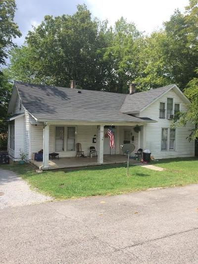Dickson Multi Family Home For Sale: 713 W 5th St