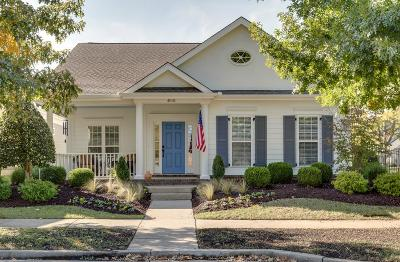 Spring Hill Single Family Home For Sale: 4041 Deer Creek Blvd