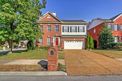 Franklin Single Family Home Under Contract - Showing: 510 Hollyhock Way