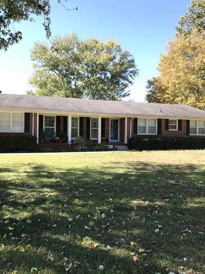 Lawrenceburg Single Family Home For Sale: 1500 Ray St