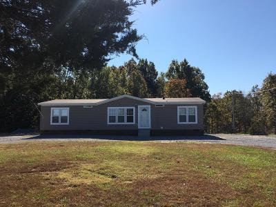Shelbyville Single Family Home Under Contract - Showing: 482 Troupe Rd