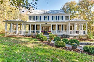 Kingston Springs Single Family Home For Sale: 1036 Champion Hills Dr