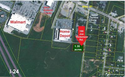Residential Lots & Land For Sale: 190 Joe Hickerson Rd