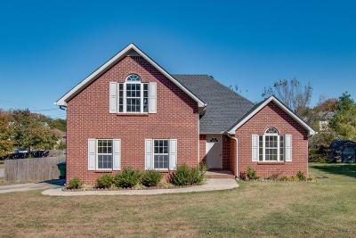 Lavergne Single Family Home Under Contract - Showing: 736 Woodland Hills Dr