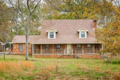 Mount Juliet Single Family Home Under Contract - Showing: 1391 Beckwith Rd