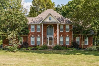 Franklin Single Family Home Under Contract - Showing: 145 Cedar Creek Dr