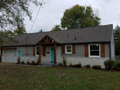 Old Hickory Single Family Home For Sale: 238 Martingale Dr