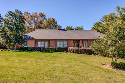 Brentwood Single Family Home Under Contract - Showing: 503 Waxwood Dr