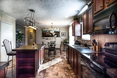 Columbia Single Family Home For Sale: 5278 Tobe Robertson Road