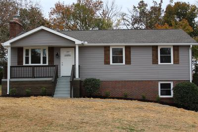 Old Hickory Single Family Home Under Contract - Showing: 813 Oak Leaf Dr