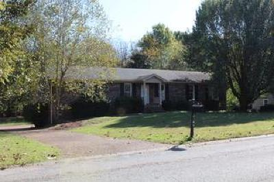 Franklin TN Single Family Home For Sale: $449,900