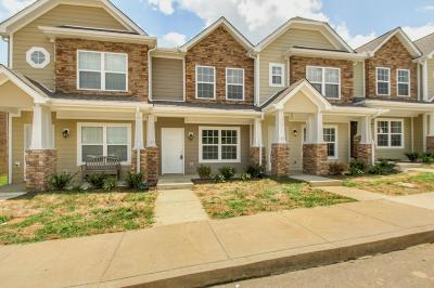 Goodlettsville Condo/Townhouse Under Contract - Showing: 257 Cobblestone Place Dr