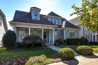 Sylvan Park Single Family Home Under Contract - Showing: 4321 Westlawn Dr
