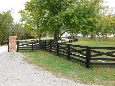 Thompsons Station  Residential Lots & Land For Sale: Scenic Oaks Lane