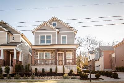 Green Hills Single Family Home For Sale: 1627 Glen Echo Road