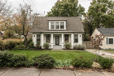 East Nashville Single Family Home Under Contract - Showing: 814 Petway Ave