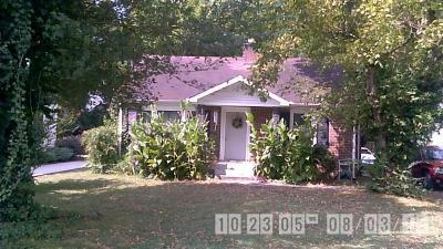 Nashville Single Family Home For Sale: 2807 Vaulx Ln