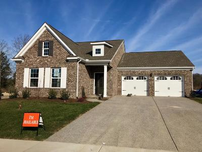 Gallatin Single Family Home For Sale: 121 Grindstone Drive - Lot 526