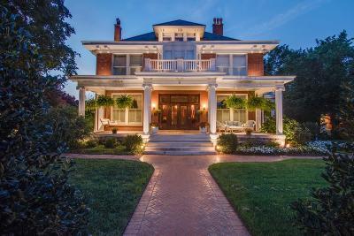Nashville Single Family Home For Sale: 746 Benton Avenue