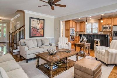 Franklin Single Family Home For Sale: 636 Band Dr