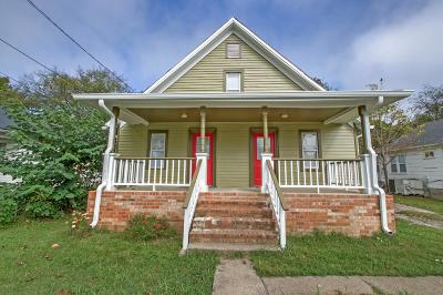 Gallatin Multi Family Home Under Contract - Showing: 146 A-B Park Ave E