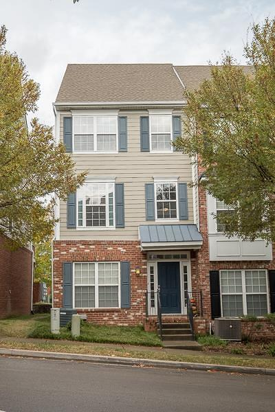 Nashville Condo/Townhouse Under Contract - Showing: 7413 Lords Chapel