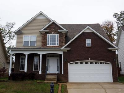 Fields Of Northmeade Single Family Home For Sale: 2968 Brewster Dr