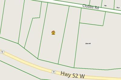 Residential Lots & Land For Sale: 245 Clubbs Rd