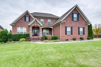 Nolensville Single Family Home Under Contract - Showing: 8216 Middlewick Ln