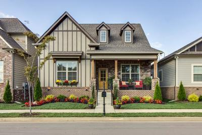 Nolensville Single Family Home Under Contract - Showing: 8309 Middlewick Ln