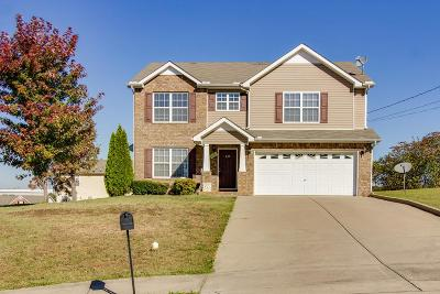 Lavergne Single Family Home Under Contract - Showing: 635 Martinsdale Ct