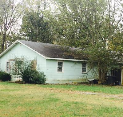 Murfreesboro TN Multi Family Home For Sale: $115,000