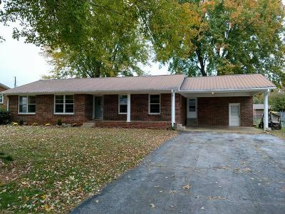 Lawrenceburg Single Family Home Under Contract - Showing: 708 5th St