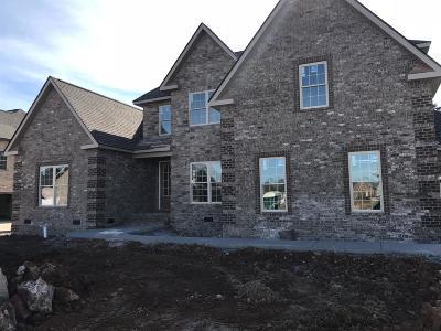 Murfreesboro Single Family Home For Sale: 1820 Jose Way