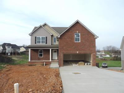 Clarksville Single Family Home For Sale: 817 Carousel Ct