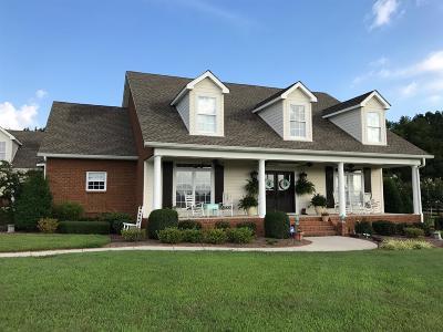 Murfreesboro Single Family Home For Sale: 118 Barfield Farm Rd