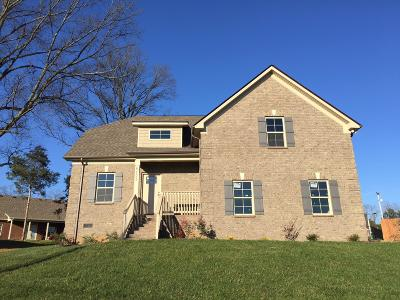 Smyrna Single Family Home For Sale: 5503 Reflection Rd
