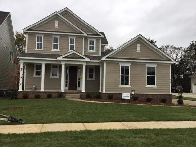 Smyrna Single Family Home For Sale: 114 Saltville Ct