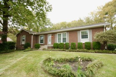 Old Hickory Single Family Home Under Contract - Showing: 225 Lookout Dr