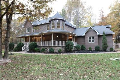 Sewanee TN Single Family Home For Sale: $419,000