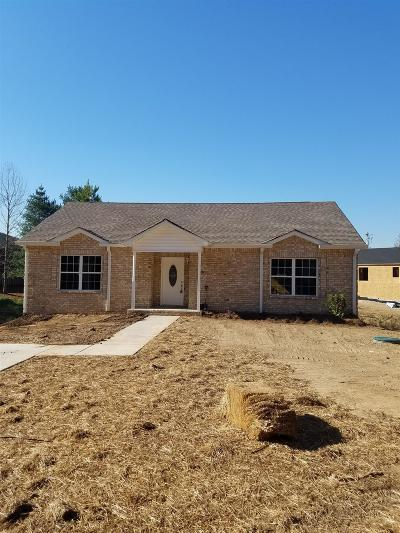 Ashland City Single Family Home Under Contract - Showing: 3114 Caldwell Rd