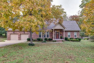 Lewisburg Single Family Home For Sale: 1240 White Dr