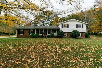 Ashland City Single Family Home Under Contract - Showing: 1455 Ross Hollow Rd